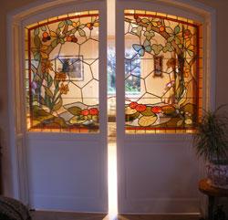 Vitraux d coratifs - Vitraux decoration interieure ...